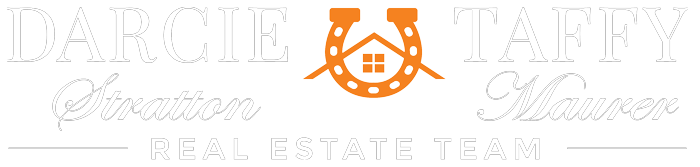 Darcie and Taffy Real Estate Team Logo
